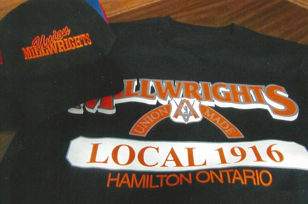 Local 1916 tshirts